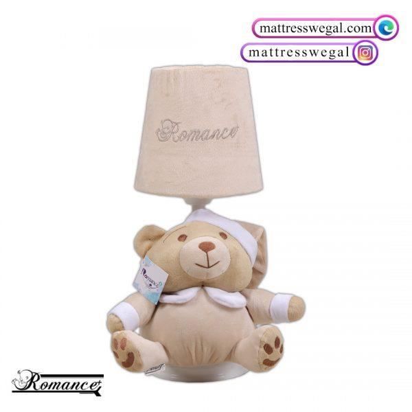 آباژور مدل خرس رومنس