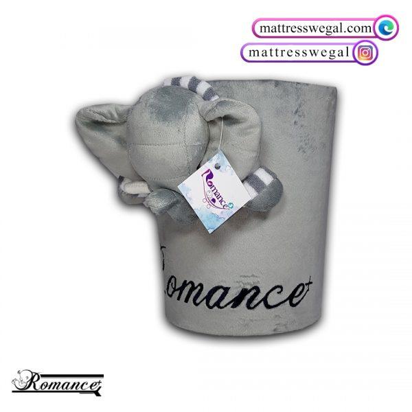سطل زباله اتاق کودک مدل فیل رومنس